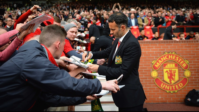 Ryan Giggs takes charge of his second game this weekend