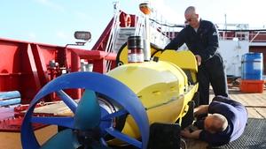 Pre-deployment checks on the Phoenix Autonomous Underwater Vehicle Artemis