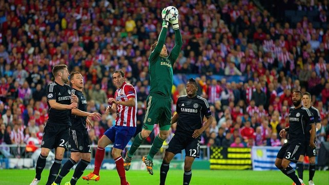 Mark Schwarzer will deputise for the injured Peter Cech in the Chelsea goal until the end of the season