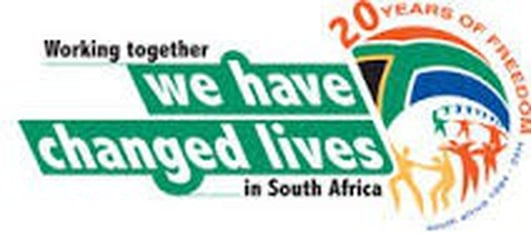 20th Anniversary of Democracy in South Africa