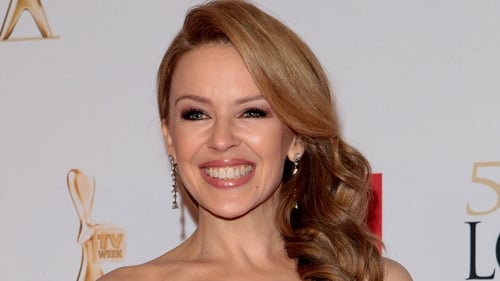 Kylie Minogue spoke about her cancer on Australian TV
