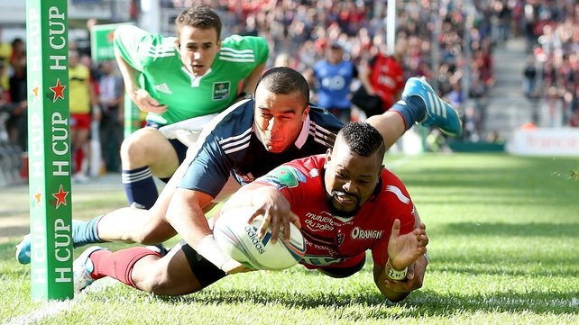 Zebo tackles Armitage into touch