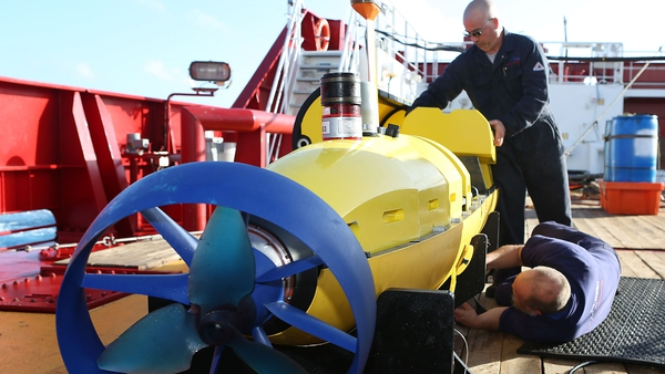 The Bluefin-21 submersible will continue to search the Indian Ocean