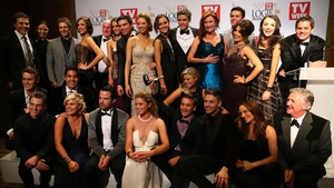The cast of Home and Away