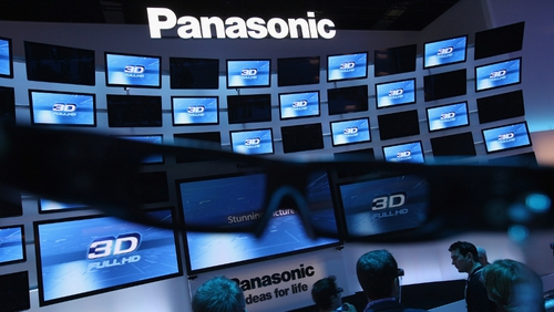 Panasonic - along with rivals Sharp and Sony - has struggled with big losses in the TV market