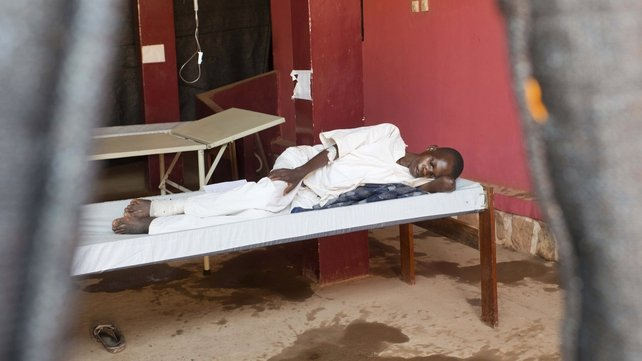 Medical charity Doctors Without Borders runs hospitals in the Central African Republic