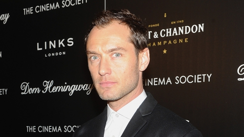 Jude Law replaces Michael Fassbender in Genius