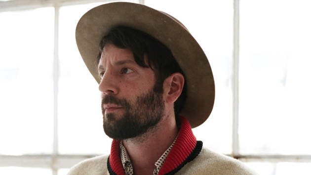 Ray LaMontagne - Recorded new album in Nashville with The Black Keys' Dan Auerbach Photo: Samantha Casolari