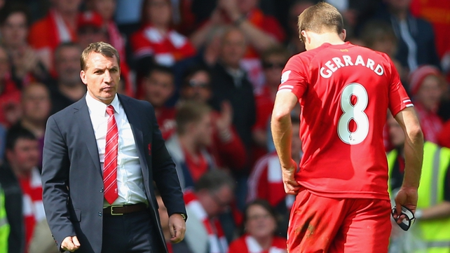 Brenan Rodgers insists Liverpool will keep fighting for the Premier League title until the very last minute
