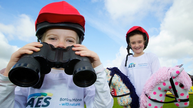 Four pairs of tickets to Bord na Móna Family Day on May 3 to giveaway