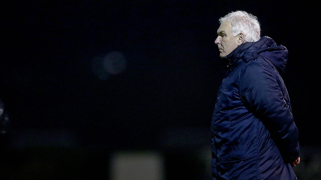 Mick Cooke new Bray Wanderers manager