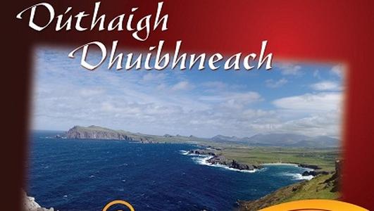 Dáithí de Mórdha agus Páidí Mhárthain Mac Gearailt.