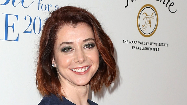 Alyson Hannigan revealed a scene was cut out of the HIMYM finale