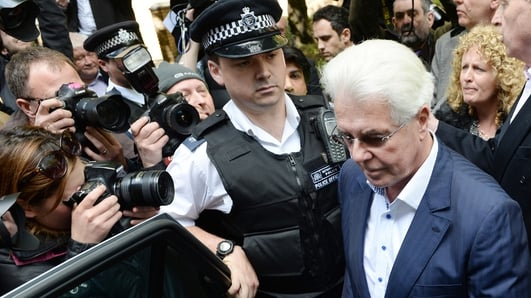 Publicist to the stars Max Clifford jailed for eight years
