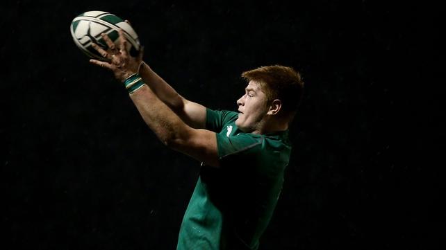 Sean O'Brien will captain the  Ireland under-20s in New Zealand