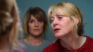 Happy Valley stars Sarah Lancashire and Siobhan Finneran