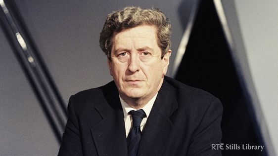 Garret FitzGerald (1979) © RTÉ Archives 2139/062