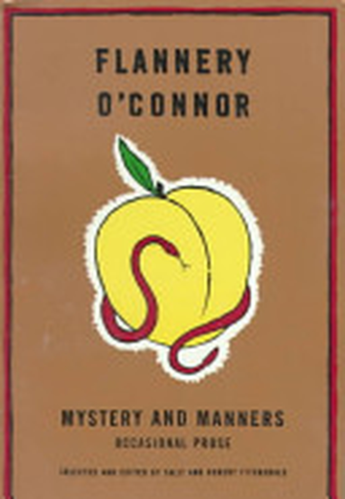 Flannery O'Connor's non-fiction writing