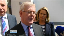 Eamon Gilmore says he has no intention of stepping down as Labour leader