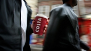 Whitbread saw a 0.8% drop in sales at its Costa Coffee chain in the 13 weeks to March 2