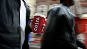 Whitbread said it was seeing the growing popularity of smaller independent coffee outlets