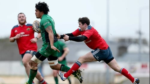 Mata Fifita joined Connacht from Sligo RFC