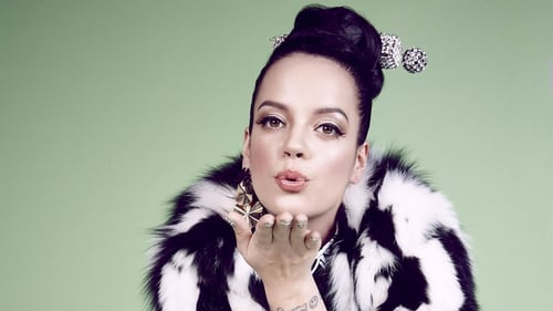 Lily Allen wanted to use Cooper when she released her new album