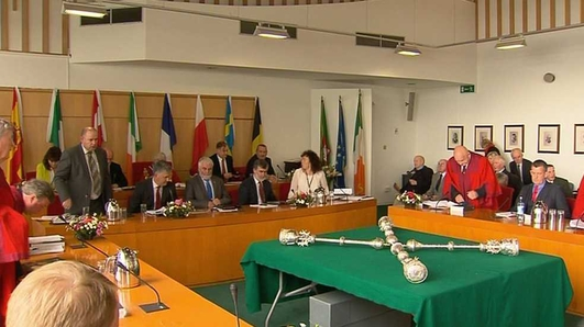 Limerick City Council meets for the final time