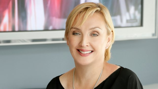 Mary Curtis said she will step-down from her role as head of UTV Ireland in February