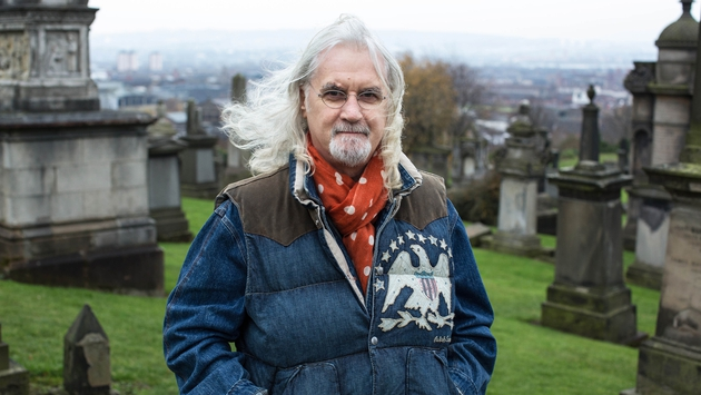 Billy Connolly's Big Send Off begins on Wednesday May 7 at 9:00pm on ITV