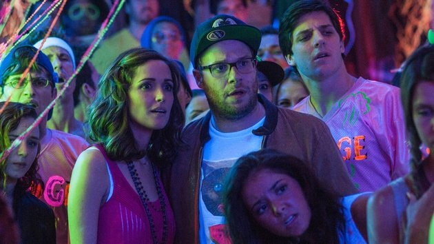 Bad Neighbours is not a movie you will remember forever