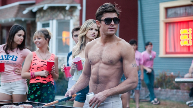 There are plenty of scenes like this in Bad Neighbours