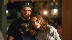 Seth Rogen and Rose Byrne have fantastic comedic chemistry