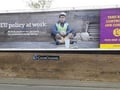 UKIP Posters on anti-immigration