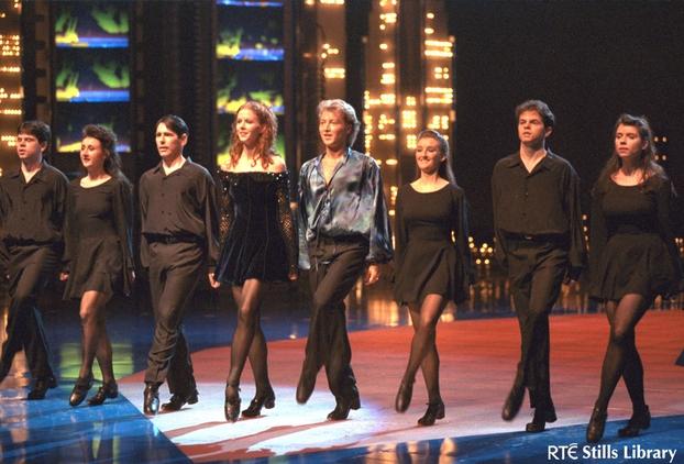 Riverdance Dress Rehearsal 1994
