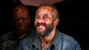 Chris O'Dowd has had a few knocks on Broadway