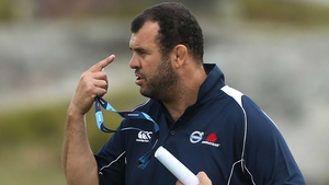 Michael Cheika was Leinster head coach between 2005 and 2010
