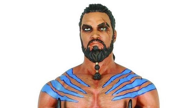 Khal Drogo - Mood might improve if you take him home