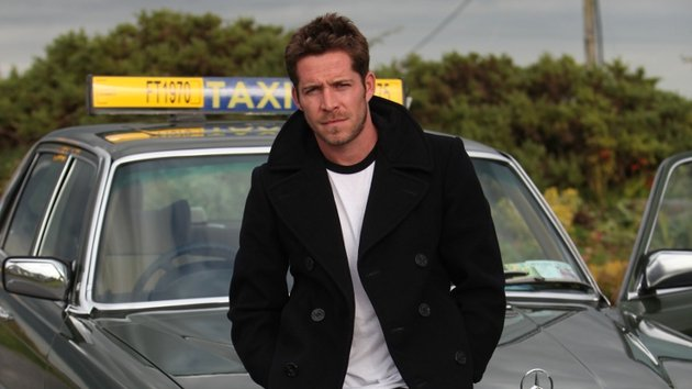One-time EastEnders heartthrob Maguire does his best
