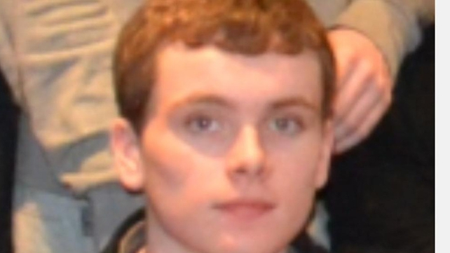 Lorcán Ó Snodaigh was reported missing on 26 April