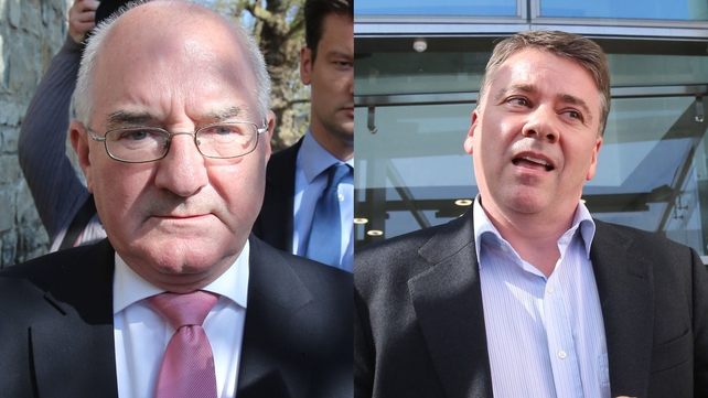 William McAteer and Pat Whelan were found guilty almost two weeks ago
