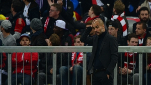 Pep Guardiola isn't feeling the pressure despite the weight of expectation