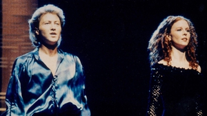 Michael Flatley and Jean Butler