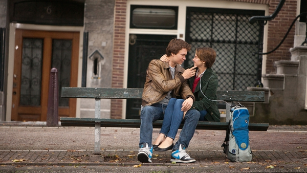 The Fault in Our Stars opens in cinemas on Thursday June 19