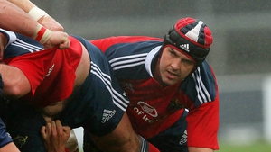 Niall Ronan said that it had been an honour to play for Munster