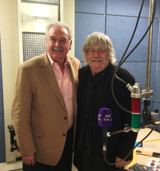 Marty Meets Welsh Composer Karl Jenkins