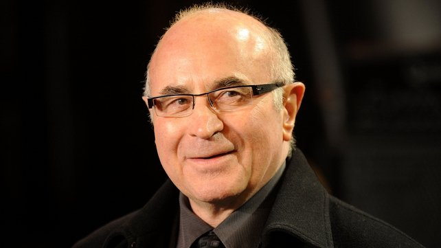 Bob Hoskins retired from screen work in 2012 after he was diagnosed with Parkinson's disease