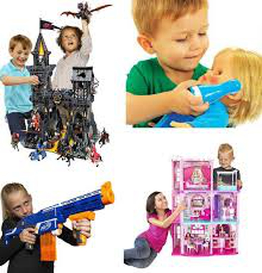 Gender Neutral Toys