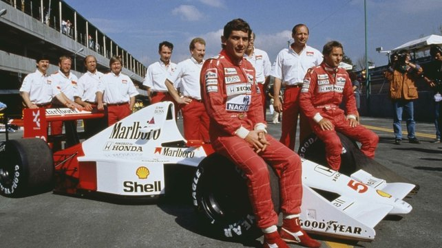 Ayrton Senna's death will be remembered between 1-4 May at Imola