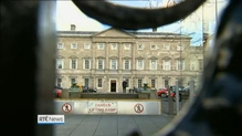 Student charged with possession of a sword at Leinster House